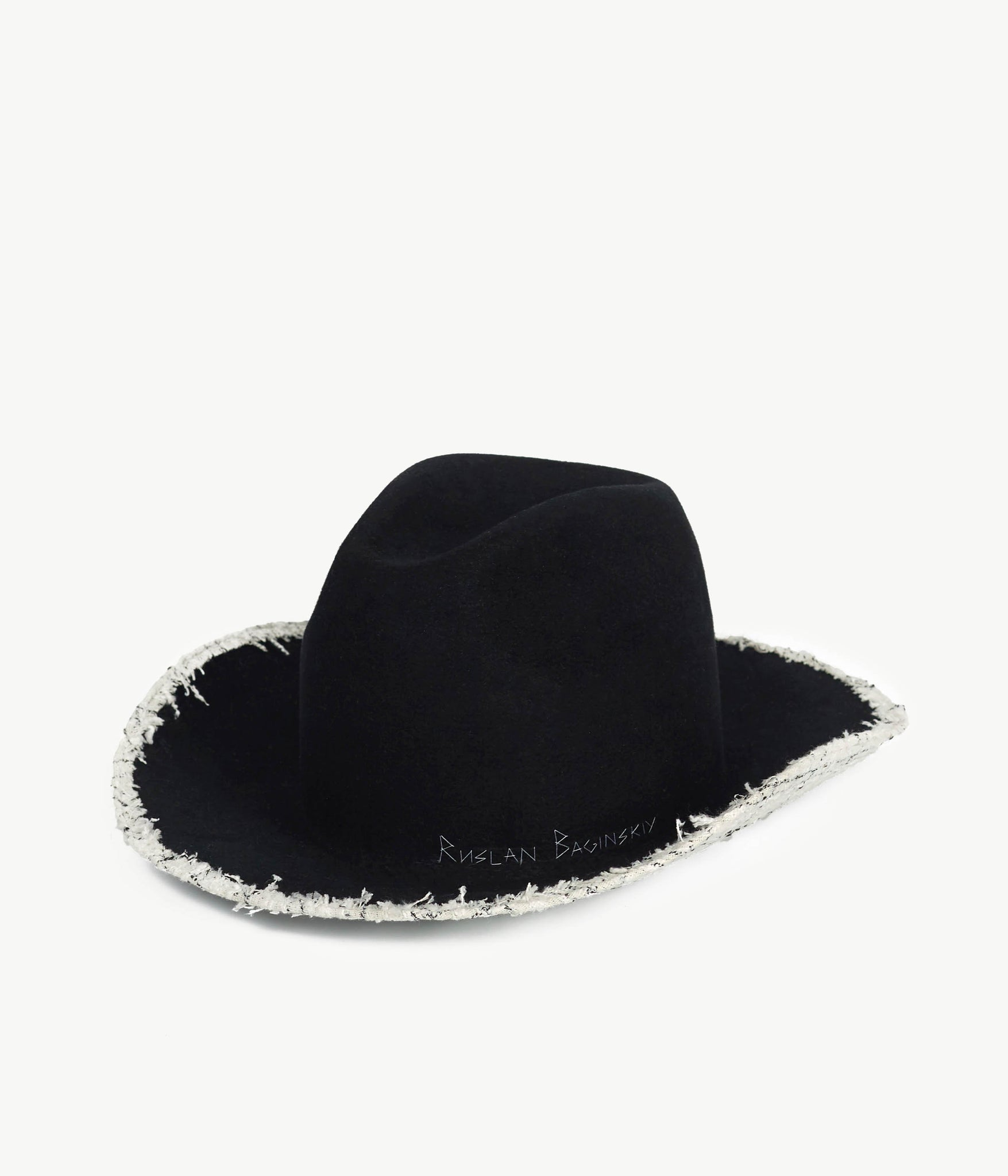 Fedora Hat with Contrast Detail (4669817389104)