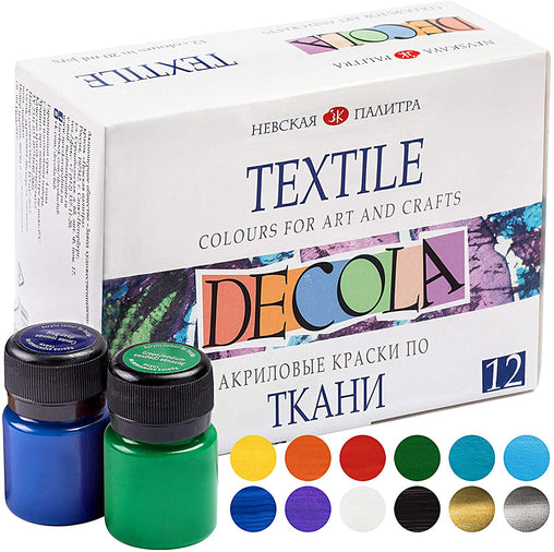 acryl, decola, https://www.amazon.de/dp/B01M1LEBI4, textilfarbe, textilien, Bastelfarbe - ZI-SHOP
