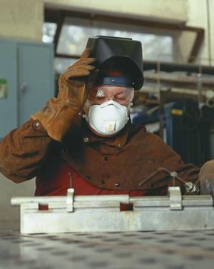 3M™ Particulate Welding Respirators