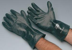North Butyl™ Unsupported Chemical-Resistant Gloves