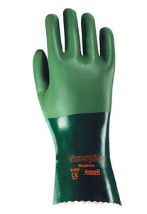 Scorpio® Neoprene-Coated Gloves