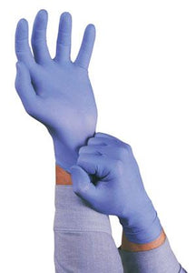 TNT® Blue Disposable Nitrile Gloves