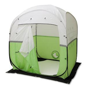 Work Tents and Heater