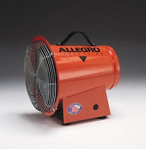 AC/DC Axial Blowers with Canisters