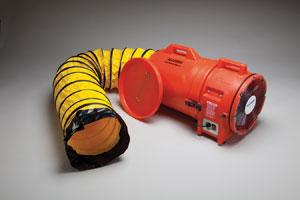 "12"" Plastic Axial Blowers"