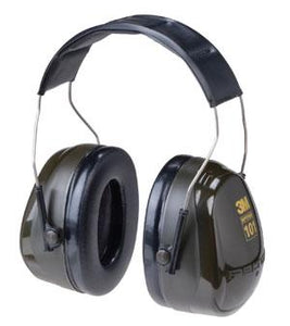 3M™ Peltor™ Optime™ 101 Series Earmuffs
