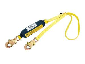 EZ Stop™ II Shock-Absorbing Lanyards