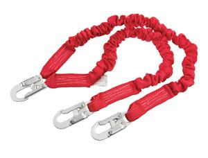 PRO-Stretch™ Shock-Absorbing Lanyards