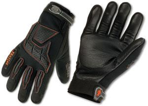 ProFlex® 9015F(x) Certified Anti-Vibration Gloves with Dorsal Protection