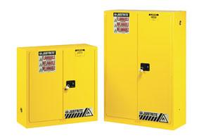 Sure-Grip® EX Safety Cabinets for Flammables