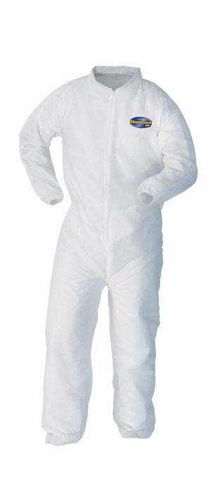 KLEENGUARD* A10 Light-Duty Coveralls