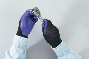 JACKSON SAFETY* G40 Nitrile Foam-Coated Gloves