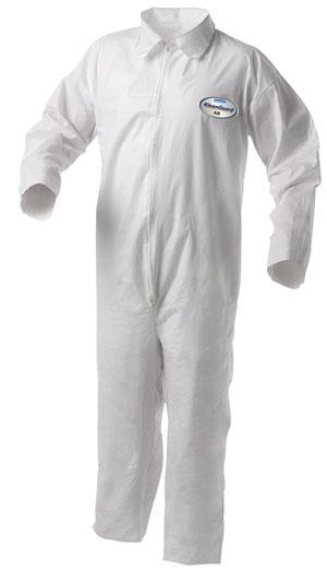 KLEENGUARD* A35 Liquid and Particle Protection Coveralls