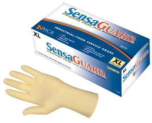 SensaGuard™ Latex Disposable Gloves