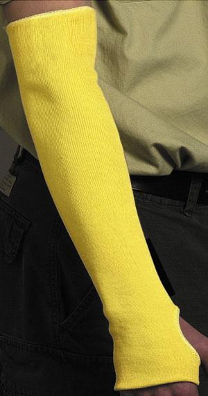 Kevlar® Double-Ply Cut-Resistant Sleeves