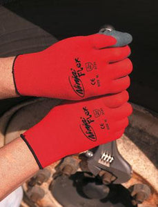 Ninja® Flex Latex-Coated Gloves