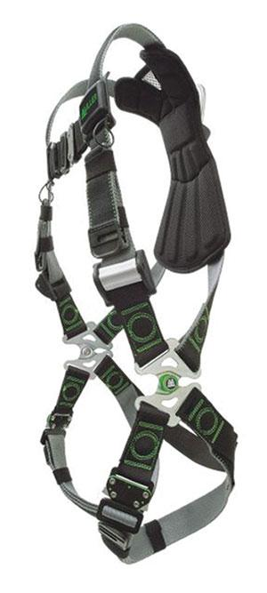 Miller Revolution™ Harnesses with DualTech™ Webbing