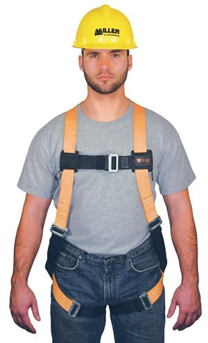 Titan™ Full-Body Non-Stretch Harnesses