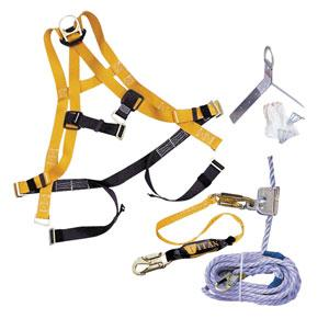 Titan™ Roofing Fall Protection Kit