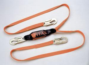 Titan™ Pack-Type Shock-Absorbing Lanyard