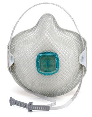 N100 Particulate Respirator with HandyStrap®