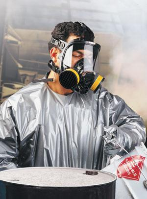 7600 Series Full Facepiece Respirator