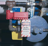 B-Safe™ Ball Valve Lockouts