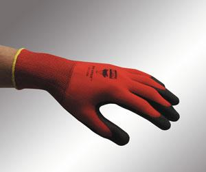 NorthFlex Red™ Foamed PVC Palm-Coated Gloves