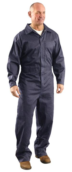 Value Flame-Resistant Coveralls