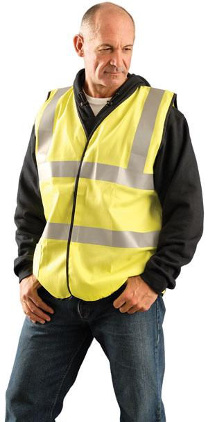 COTTON RICH™ Class 2 Classic Flame-Resistant Solid Vests