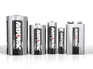 Ultra Pro™ Industrial Batteries