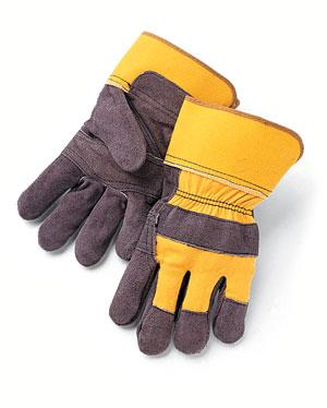 Double Palm Work Gloves