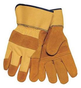 1500YPP Brown Shoulder Split Gloves