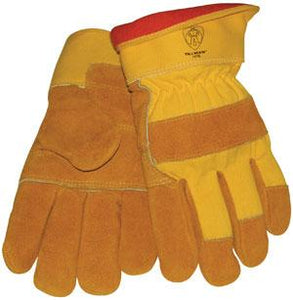 1578B Economy Winter-Lined Work Gloves