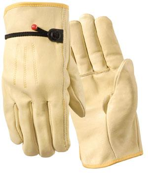 Grips® Ball and Tape Drivers Gloves