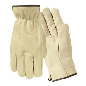 Economy Grain Cowhide Gloves