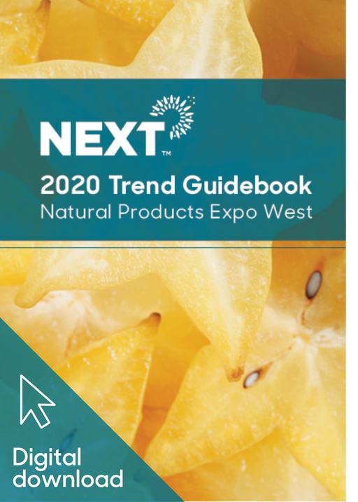 NEXT Trend Guidebook: Expo West 2020 (Digital only)