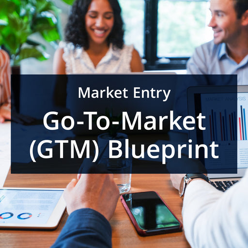 MarketReady Insights - Market Entry Package - Go-To-Market (GTM) Blueprint