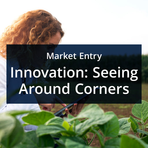 MarketReady Insights - Market Entry Package - Innovation: Seeing Around Corners