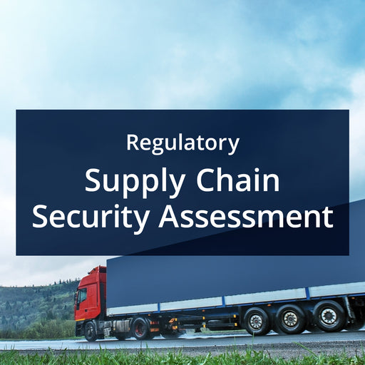 MarketReady Insights - Regulatory Package - Supply Chain Security Assessment
