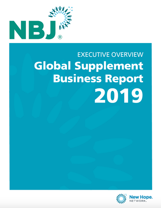 Executive Overview: 2019 Global Supplement Business Report