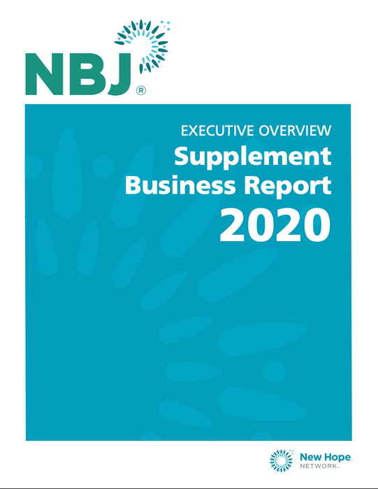 Executive Overview: 2020 Supplement Business Report