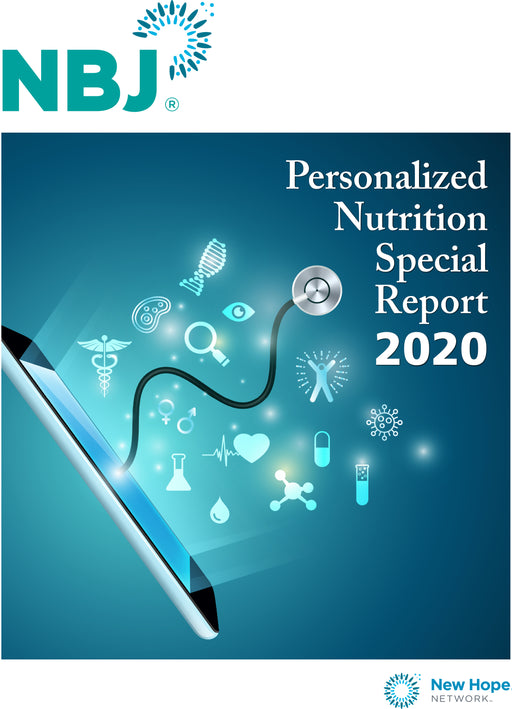 Personalized Nutrition Special Report (2020)