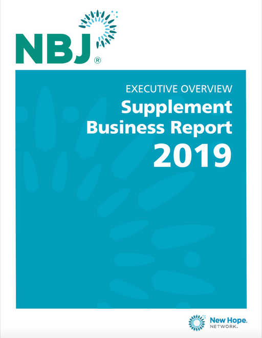 Executive Overview: 2019 Supplement Business Report
