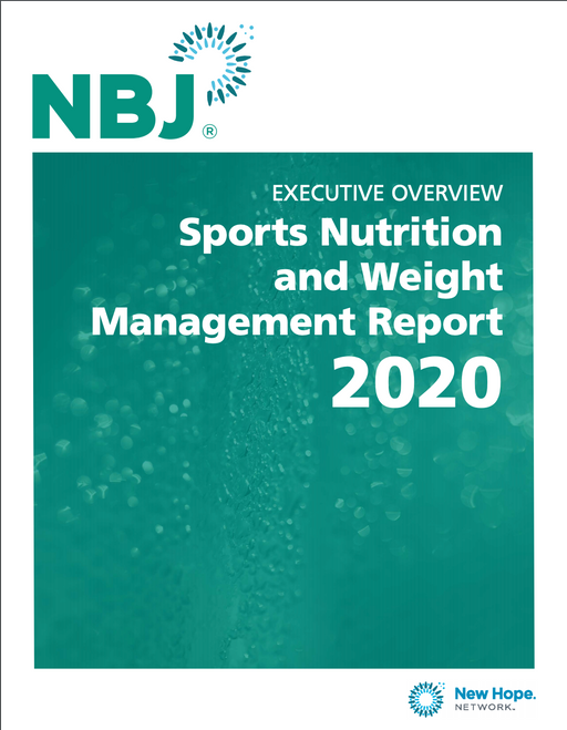 Executive Overview: 2020 Sports Nutrition & Weight Management Report