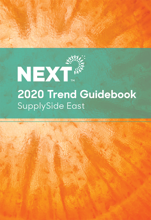 NEXT Trend Guidebook: SupplySide East 2020 (Digital only)