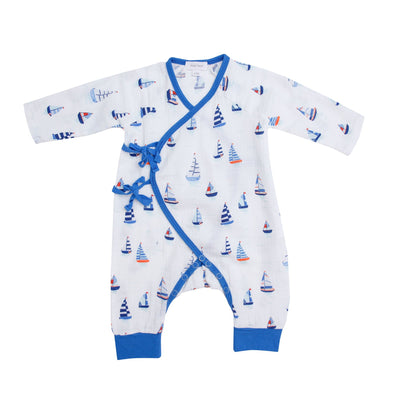 WRAP COVERALL - NAUTICAL BOATS