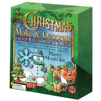 Make & Decorate Christmas Decorations