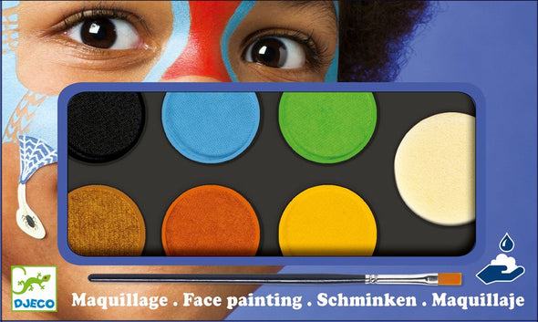 Face Painting 6 colours