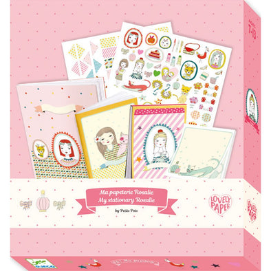 My Stationery Rosalie